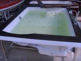 Vasca di bagno caldo dell'interno acrilica più popolare di massaggio di Monalisa (M-2036)