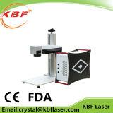 판매를 위한 작은 소형 산업 섬유 Laser 표하기 기계 가격