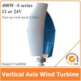 2017 최신 판매 400W AC 12V 수직 나선형 축선 바람 터빈 (SHJ-NEV400S)