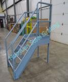 Multi Anwendungen kratzender Treppen-Schritt-Stahlserien fünf