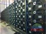 Panneau de location d'intérieur de coulage sous pression 400*300mm d'Afficheur LED d'Alminum P1.92