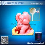 Очень мягкий силикон для делать куклы младенца