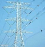 torre do aço da transmissão de energia 500kv eléctrica