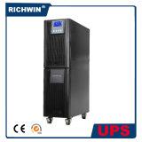 высокочастотный чисто UPS волны синуса 6-10kVA он-лайн с батареей