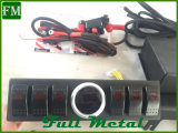 Van Wrangler van de Module & Van het Bron windscherm de Hoogste Doos Combo van het Relais voor Jeep