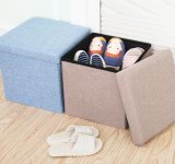 Home Furniture General Use Storage Ottoman (BC-SO1004)