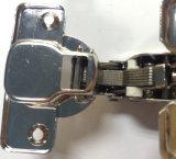 Dobradiça de gabinete de 35 mm Dobradiça de fechamento suave em aço inoxidável