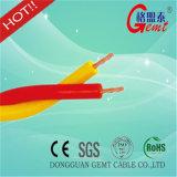 Изолированный PVC мягкий провод медного кабеля пары кабеля Rvs кабеля