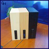 2016高品質の小型無線木のBluetoothの携帯用木製のスピーカー