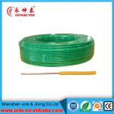 Fio isolado PVC de cobre do núcleo da BV 1.5 Sqmm