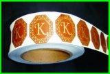 Etiqueta adesiva programável da etiqueta RFID do Tag da venda quente