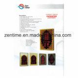 최신 판매에 있는 Azan 경보 벽시계를 말하는 전기 LED 디지털 회교도 기도