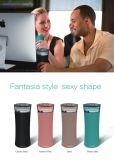 Boîte à cadeaux promotionnelle Rappel de boisson intelligente Bouteille d'eau en acier inoxydable