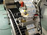 Maquinaria de rotulagem do fluxo automático da pena do lápis