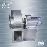 Ventilatore centrifugo d'acciaio industriale inossidabile Dz270