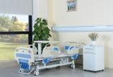 AG-BMS001c Cer ISO anerkannt mit Funktions-manuellem verwendetem Krankenhaus-Bett I.-V Pole fünf
