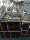 Трубопровод GR b ASTM A500 квадратный структурно с антиржавейным маслом