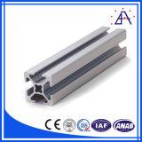 Perfil de alumínio do entalhe de T para a linha de produção