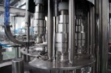 プラスチックによってびん詰めにされる水満ちる生産ライン