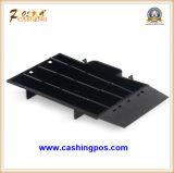 Großes Bargeld-Fach mit robustem Stahlrahmen ABS Hochleistungsplastik