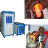 A cabeça quadrada eletromagnética portátil aparafusa a máquina de forjamento quente do aquecimento de indução