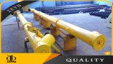 구체적인 1회분으로 처리 플랜트에서 이용되는 시멘트를 위한 최고 나사형 콘베이어