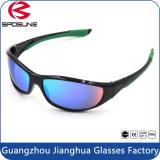 Óculos de sol de navigação Wraparound do esporte da luz refletida do filtro de Eyewear do Cheio-Frame