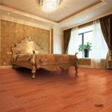mattonelle di legno Finished di disegno del Matt del getto di inchiostro di 150X600mm per il pavimento/parete