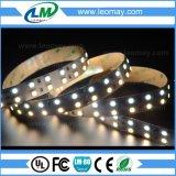 5050 WW+W IL LED Leisten/si raddoppiano indicatore luminoso di striscia bianco del LED