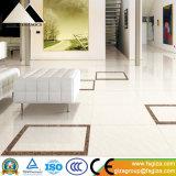 Mattonelle di pavimento di ceramica di Cremamarfil della decorazione per la cucina e la stanza da bagno (SP6B60T)