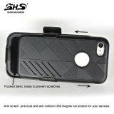 Caixa híbrida Shockproof do telefone de Shs para o iPhone 7 positivo
