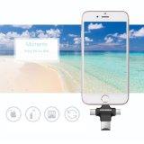 4 em 1 para iPhone 7 USB Micro SD Memory Card Reader