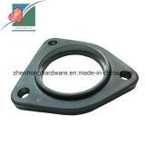 Pezzi meccanici lavorati CNC della flangia del pezzo fuso d'acciaio con l'alta qualità (ZH-CP-016)