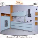 Module de cuisine de mélamine de couleur de café de Hangzhou