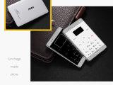 Vente en gros M3 Mini téléphone portable à la taille de carte de crédit