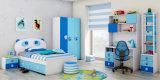 2017 het Populaire Bed van de Baby van de Slaapkamer van Furntiure van de Baby van het Ontwerp (Panda)