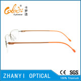 Simple Beta Titanium Eyeglass (8504)