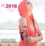 Bracciale impermeabile di Lycra di vendita calda 2016 per il iPhone 6