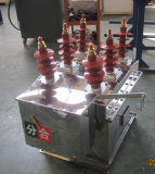 12kv Sf6 가스 자동 Reclosures를 가진 옥외 짐 틈 스위치