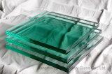 10mm+1.52PVB+10mm (21.52mm)는 박판으로 만들어진 유리를 부드럽게 했다