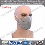 Faltbare aktive Gesichtsmaske des Kohlenstoff-N95