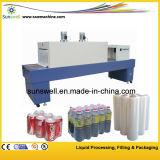 Автоматическая машина для упаковки Shrink пленки PE для бутылок воды