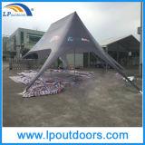 屋外の習慣の印刷販売のための二極浜の星の陰のテント