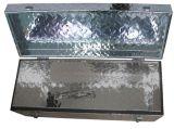 Aktentas van het Aluminium van de Ijdelheid van Ningbo de Zilveren