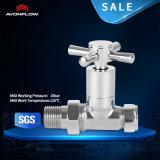Válvula de control Avonflow 15 * 1/2 cabezales latón