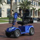 Vier Rad-behinderter Mobilitäts-Roller