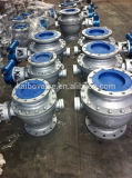Flanged API Stainless Steel Ball Valve