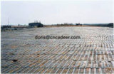옹벽, 도로 공사를 위한 PP/HDPE 단축 Geogrid