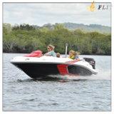 Barco de motor externo
