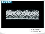 Lacet en nylon de polyester de garniture de lacet pour des vêtements
